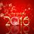 glückliches · neues · Jahr · Glas · Spielerei · Schnee · Hintergrund · Weihnachten - stock foto © kjpargeter