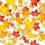 zuhan · juhar · levelek · háttér · keret - stock fotó © kjpargeter