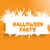 grunge halloween party background stock photo © kjpargeter