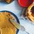beurre · d'arachide · sandwiches · lumière · bois · alimentaire · fond - photo stock © kkolosov