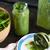 une · fruits · smoothie · up · vue - photo stock © kkolosov