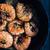 креветок · жареный · чеснока · кунжут · красный - Сток-фото © kkolosov