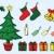 Christmas Set stock photo © klauts