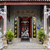 Entrance to the Quang Dong Chinese temple in Hoi An, Vietnam. stock photo © Klodien