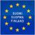 európai · felirat · név · Finnország · három · nyelvek - stock fotó © Klodien