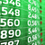 stock market price on a green display stock photo © klss