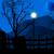 luz · de · la · luna · antigua · ciudad · paisaje · luna · montana - foto stock © klss