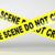 miejsce · zbrodni · policji · line · taśmy · detektyw · agent - zdjęcia stock © klss