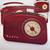 3D · rádio · vermelho · perspectiva · ver - foto stock © klss