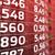 display · beurs · citaten · Blauw · abstract · bank - stockfoto © klss