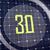 3D · 30 · yüzde · indirim · 3d · illustration - stok fotoğraf © klss