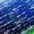 ビッグ · データ · 3D · レンダリング · 球 · 行 - ストックフォト © klss