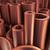 nehéz · ipari · termékek · réz · csövek · 3D - stock fotó © klss