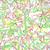 hortelã-pimenta · redemoinho · doce · macro · isolado · preto - foto stock © klss