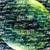 抽象的な · 球 · デジタル · 番号 · 3D · レンダリング - ストックフォト © klss