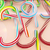 colorful christmas candy canes stock photo © klss