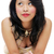 bayan · poz · Asya · kız - stok fotoğraf © KMWPhotography