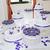 огромный · свадебный · торт · белый · Purple · азиатских · при - Сток-фото © KMWPhotography