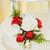 hóbortos · esküvői · torta · fehér · közelkép · esküvő · férfi - stock fotó © kmwphotography