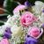невест · букет · Purple · цветы · белый - Сток-фото © kmwphotography