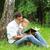 İncil · kitaplar · toplama · eski · oturma · güzel - stok fotoğraf © koca777