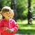 девочку · пузыря · мыльные · пузыри · женщину · девушки · ребенка - Сток-фото © koca777