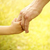 ouder · hand · klein · kind · familie · veiligheid - stockfoto © koca777