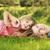 parents · fille · jouer · parc · femme - photo stock © koca777