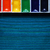 herramientas · creatividad · artesanía · acuarela · azul - foto stock © koldunov