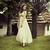 kadın · dans · güneş · çim · adam · dans - stok fotoğraf © konradbak