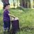 少年 · 荷物 · 座って · 着用 · シュノーケル - ストックフォト © konradbak