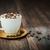 tasse · café · faible · boire · café · noir - photo stock © konradbak