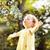 petite · fille · bulles · de · savon · extérieur · été · enfance - photo stock © konradbak