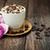 délicieux · café · chocolat · lait · café · noir - photo stock © konradbak