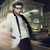young fashionable man on the street at night stock photo © konradbak