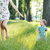 gyönyörű · anya · játszik · park · gyerek · gyermek - stock fotó © konradbak