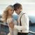 yeni · evliler · görüntü · diğer · kız · düğün - stok fotoğraf © konradbak