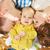 両親 · キス · 赤ちゃん · ママ · お父さん · 親 - ストックフォト © konradbak