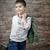 imprenditore · sovraccarico · piccolo · tempo · business · ragazzo - foto d'archivio © konradbak