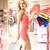 szexi · nő · ablak · bolt · lány · férfi · szépség - stock fotó © konradbak