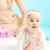 cute · kleines · Mädchen · Sehenswürdigkeit · wenig · Kind - stock foto © konradbak