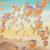 balões · hélio · diferente · formas · aniversário · laranja - foto stock © konradbak