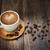 magnifique · tasse · de · café · boire · café · noir · vie - photo stock © konradbak
