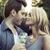pillanat · csók · függőleges · kép · szerelmi · fiatalok - stock fotó © konradbak
