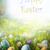 arte · Pasqua · fiori · di · primavera · easter · eggs · primavera - foto d'archivio © Konstanttin