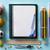 sanat · okula · geri · ahşap · okul · dizayn · kalem - stok fotoğraf © Konstanttin
