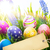 arte · Páscoa · cartao · ovos · papel · Primavera - foto stock © konstanttin