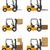 targonca · teherautó · izolált · fehér · üzlet · doboz - stock fotó © konturvid
