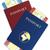 pasaport · havayolu · bilet · yalıtılmış · beyaz · iş - stok fotoğraf © konturvid