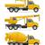 Cartoon · mezclador · camión · vector · eps10 · formato - foto stock © konturvid